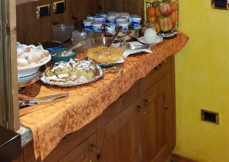 Zimmer mit Frühstück